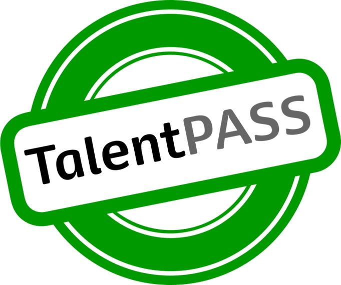 Bild TaletPASS Logo